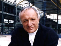 Architect Lord Richard Rogers