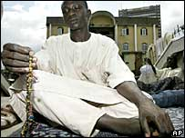 A Nigerian Muslim