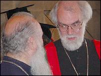 The Archbishop of Canterbury