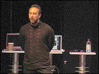 Online encyclopaedia Wikipedia founder Jimmy Wales