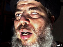 Abu Hamza BBC crap choice of photos