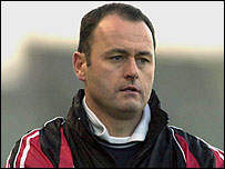 Longford boss Alan Mathews