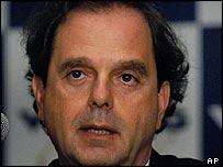 Varig chairman David Zylberstajn