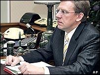 Alexei Kudrin, Russian finance minister