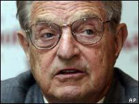 George Soros, AP