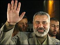 Ismail Haniyeh,  es un dirigente experimentado y encabezaba la lista electoral