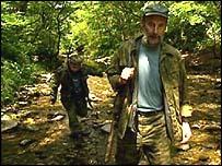 Russian rangers