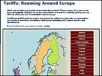 The EC's guide to European roaming charges
