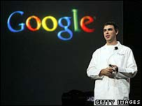 Google co-founder Larry Page
