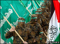 Izzedine al-Qassam Brigades