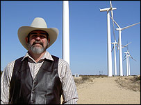 Randy Sowell, Cielo Wind Power