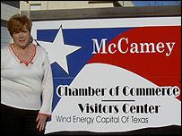 Sherry Philips, McCamey, Texas