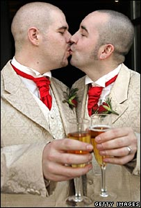 Gay wedding in Belfast