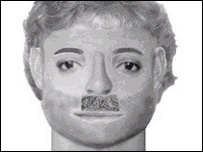 E-fit issued by Norfolk Police
