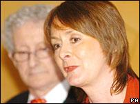 Iain and Shirley McKie