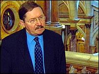 Councillor Jim Coleman
