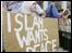 Muslims protest against terror