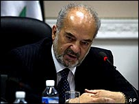 Iraq PM Ibrahim Jaafari