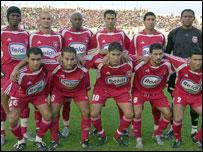 Tunisian club side Etoile Sportive Sahel