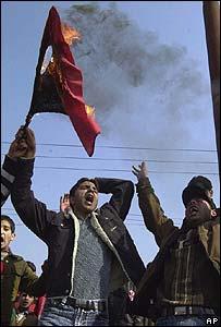Protestas en India.