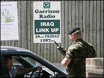 Staffordshire regiment barracks