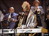 Sly Stone at the Grammys