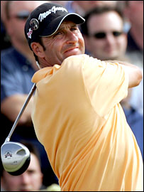 Spain's Jose Maria Olazabal