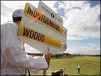 Montgomerie and Woods was the dream pairing for St Andrews fans