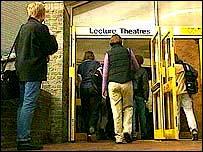 Student lecture theatre
