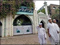 Jamia Manzurul Islamia madrassa in Lahore