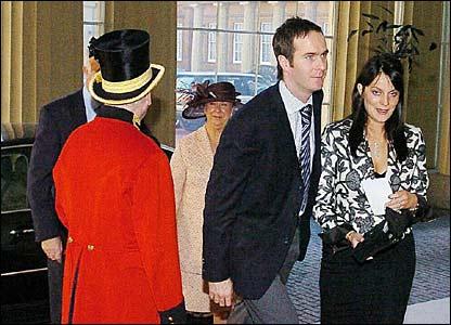 England captain Michael Vaughan a