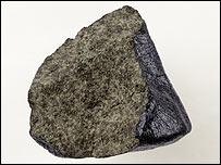 Nakhla meteorite, Natural History Museum