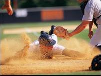 Partido de béisbol