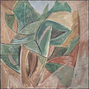 Pablo Picasso, El Árbol.