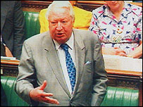 Sir Edward Heath, House of Commons, 1992