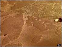 Martian surface, AP