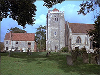 Dorchester Abbey