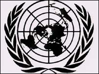 Image of the UN logo