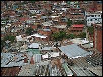 Barrio Bruzual, Caracas. Foto: Vladimir Hern�ndez.