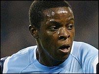 Manchester City defender Nedum Onuoha