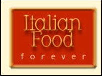 Italian Food Forever website