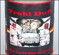 Can of Trabant Scent