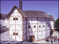 Globe Theatre - Richard Kalina