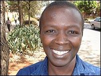 Terry Dolla, Nairobi street vendor