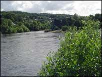 The River Tay at Perth