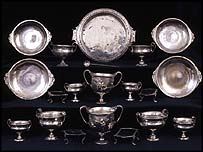 Ancient Pompeii silverware (photo: Archaeological Superintendence of Pompeii)