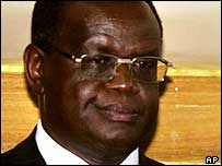 Energy Minister Kiraitu Murungi