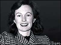 Geraldine Fitzgerald in 1950