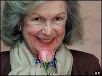 Geraldine Fitzgerald in 1987