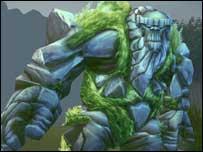 Stone giant, Blizzard